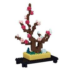 *NEW* NANOBLOCK Plum Bonsai - Building Blocks Nanoblocks Nano NBH-134