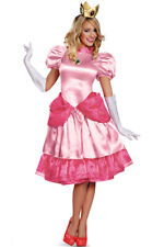 Details about  /Disguise Disney Mrs Incredible Skirted Deluxe Womens Halloween Costume 66840
