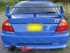 97-01 Mitsubishi Lancer Mirage Evo 6 Style Trunk Spoiler Wing w/ LED USA CANADA