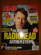 NME 2006 AUG 19 RADIOHEAD ARCTIC MONKEYS KILLERS KEANE