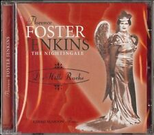 """The Nightingale"" FLORENCE FOSTER JENKINS Der Hölle Rache (New) German Import CD"