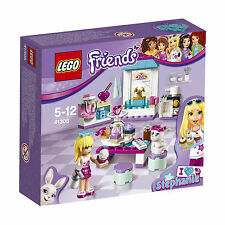BÜ) LEGO® Friends ( 41308)  Stephanies Backstube  NEUWARE