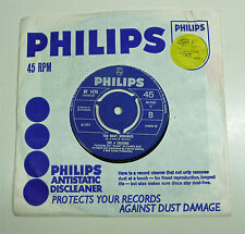 "THE 4 SEASONS - NM 60s dutch 7"" flc 45 ""Working My Way Back To You"" 1965"