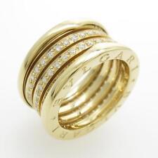 Authentic BVLGARI B.zero1 4 Band Ring  #260-001-473-9255