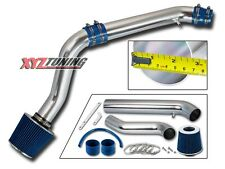 "2.75"" JDM BLUE Cold Air Intake Racing System For 92-95 Civic/93-97 Del Sol"