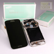 Samsung S4 GT-i9506 LTE Plus Original Display Set Dark Black Schwarz GH97-15202L