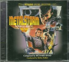 Out of Print - New CD - METALSTORM - Richard Band - Lt Ed. 1200 - $70+