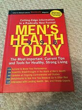 Men's Health Today, 1998: The Most Important, Current Tips and Tools for Healthy