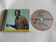 GEORGE BENSON - Give Me The Nigh (CD) TARGET /WEST GERMANY Pressing