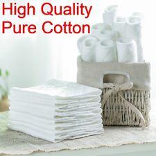 45x16cm Pure Organic Cotton tissu Couche culottes Respirant Coton Diaper Insert