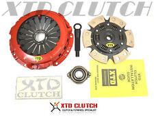 XTD STAGE 3 CERAMIC 6PUCK CLUTCH KIT FITS FOR TIBURON ELANTRA 4CYL 2.0L