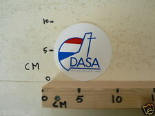 STICKER,DECAL DASA DUTCH AVIATION SERVICE ATEMA AIRPLANE