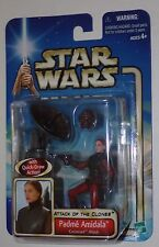 Star Wars Saga Attack of the Clones  #41 Padme Amidala  Coruscant Attack MOSC