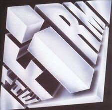 The Firm With Jimmy Page (Led Zeppelin) & Paul Rodgers (Bad Company) Cassette