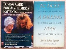 Lot 2 Alzheimer's: Loving Care for Patients + To Hold a Falling Star - Spohr