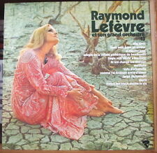 RAYMOND LEFEVRE ET SON GRAND ORCHESTRE N°13 CHEESECAKE FRENCH LP RIVIERA