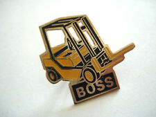 PINS ENTREPRISE COMPANY BOSS ENGIN CHARIOT ELEVATEUR