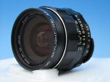 Excellent++ Super-Multi-Coated Takumar 1:3.5 / 28mm 3.5 28 SMC ASAHI PENTAX M42