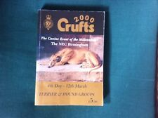 Paperback Crufts 2000 Terrier & Hounds Groups Day