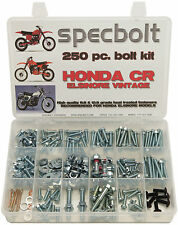 250pc Honda Elsinore Bolt Kit CR125R CR250R MR MT Vintage CR125M CR250M RESTORE