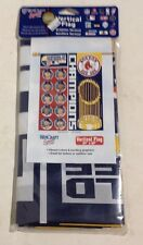 """WinCraft Sports Boston Red Sox 2007 World Series Champions Vertical Flag 27""""x37"""""""