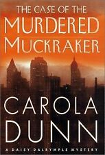 The Case of the Murdered Muckraker (Daisy Dalrymple Mysteries, No. 10)-ExLibrary
