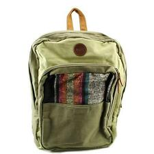 Roxy Camp Fire Backpack Women Green Backpack