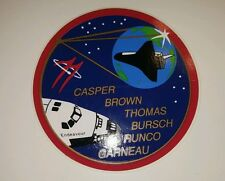 New Casper Brown Thomas Bursch Runco Garneau Sticker