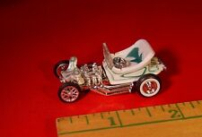 "100% HOT WHEELS  ED ROTH'S ""OUTLAW"" SHOWCAR WHITE RUBBER TIRE LIMITED EDITION"