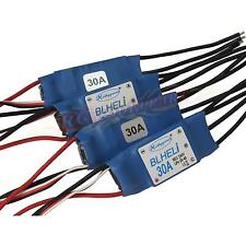 4x HP BLHELI 30A ESC BL Speed Controller 2-4S for F450 FY650 X525 Quadcopter