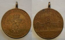 medaglia esposizione generale italiana Torino 1898