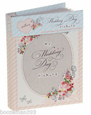 Hallmark Vintage Wedding Planner Book Diary Journal Organiser - Engagement gift