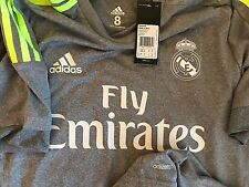 Real Madrid 15/16 Player Issue Away Size 8 Adizero formotion no match worn ramos