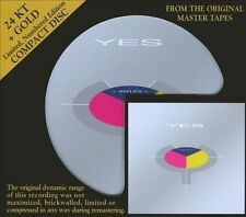 90125 by Yes  1990  1984 by Yes *NO CASE DISC ONLY*