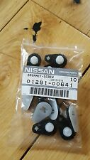 Nissan Sunny Pulsar GTI-R,lower skirt sill grommets,new pack of ten.