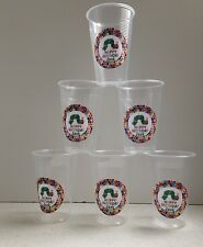 18 x Personalised The Very Hungry Caterpillar  Birthday Party Cup Decorations