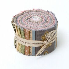 "Houghton Hall 2.5"" Rolie Polie/Jelly Roll- Penny Rose Fabrics/Patchwork Quilting"