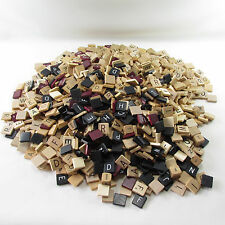 1600 Scrabble Ipswich Anagrams Bananagrams Wood Tiles Crafts Scrapbook Jewelry