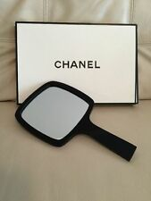 Chanel VIP gift makeup mirror large size limited edition glossy black