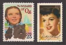 WIZARD OF OZ - JUDY GARLAND - U.S. POSTAGE STAMPS - MINT CONDITION