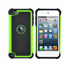 Charming Triple ShockProof Protective Case Cover For iPod Touch 4th Gen yz