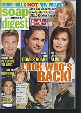 Soap Opera Digest October 5 2010 THORSTEN KAYE Deidre Hall ONE LIFE TO LIVE +