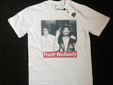 TU-PAC AND BIGGIE T SHIRT SMALL (rap,2pac,notorious big,