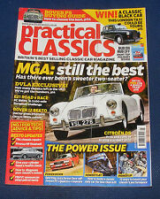 PRACTICAL CLASSICS JULY 2011 - MGA: STILL THE BEST