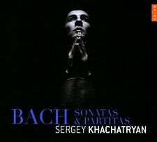 Bach: Sonatas & Partitas for Solo Violin - Sergey Khachatryan, New Music