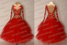 BALLROOM .STANDARD. SMOOTH DANCE COMPETITION DRESS SIZE S M L WB3182