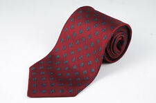 Authentic Chloe Neck Tie Red Free Ship 559k06