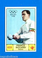 Figurina/Sticker CAMPIONI DELLO SPORT 1968/69 - n. 459 - F. RICCIARDI -ITA-Rec