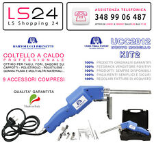 Union Tools Kit Coltello a Caldo Taglia Polistirolo Professionale + ACCESSORI