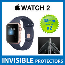 Apple Watch Series 2 38mm Screen Protector - Military Grade Quality - PACK OF 2